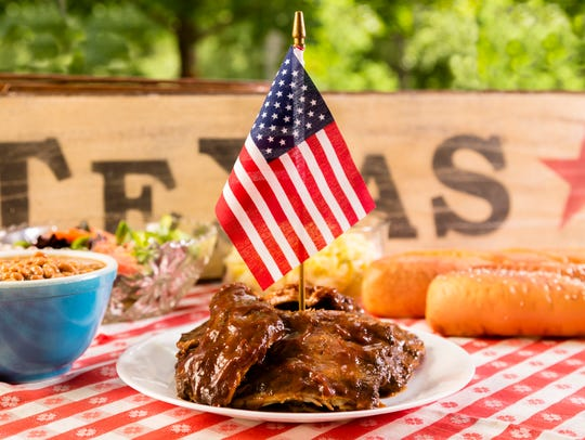 Texas-style barbecue will be on the plate at the new
