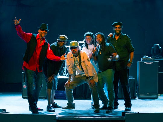 Known as reggae's ambassadors, 10-time Grammy nominated