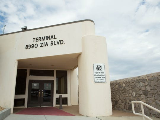 Las Cruces International Airport received $1.1 million in state money to fund runway, road, and parking improvements.