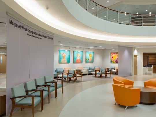 West Cancer Center in Memphis, Tennessee.