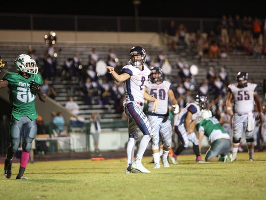 Fort Myers played host to Estero for its homecoming