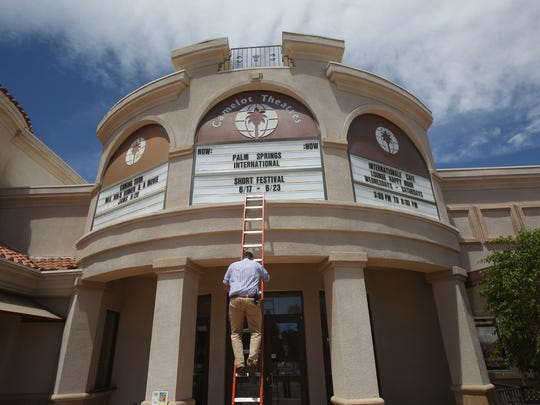 Camelot Theatres on June 17, 2014.