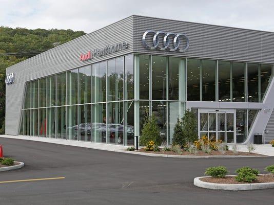 New car dealerships