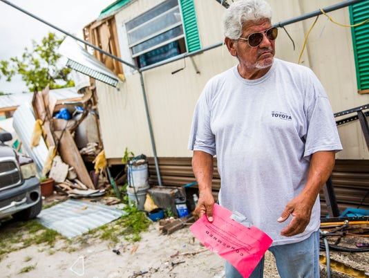 NDN 1019 Many still struggling after hurricane
