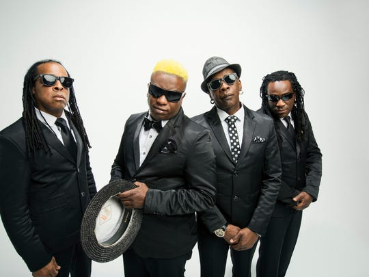 New York rockers Living Colour play the New Daisy on