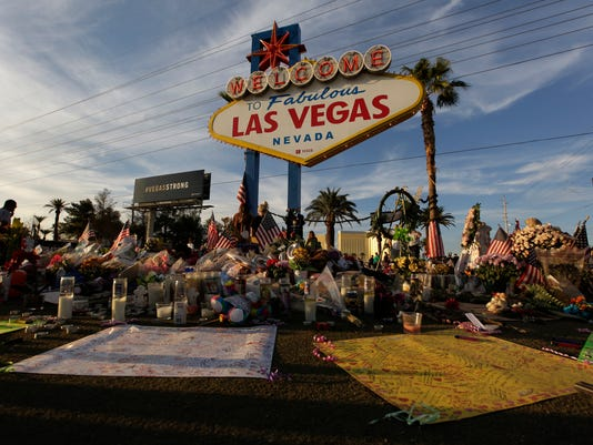 AP LAS VEGAS SHOOTING A USA NV