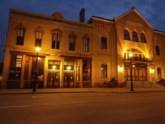 The Grand Oshkosh is one of four locations featured