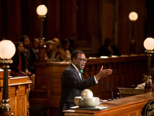 2017 World Food Prize Laureate Akinwumi A. Adesina