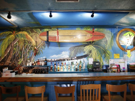 Cabos Island Bar and Grill on Apalachee Parkway, pictured Oct 17, prepares to celebrate its thirtieth anniversary Sunday, Oct 22.