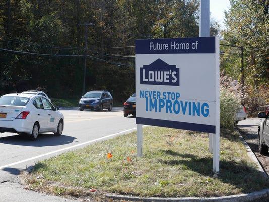 Lowe's development