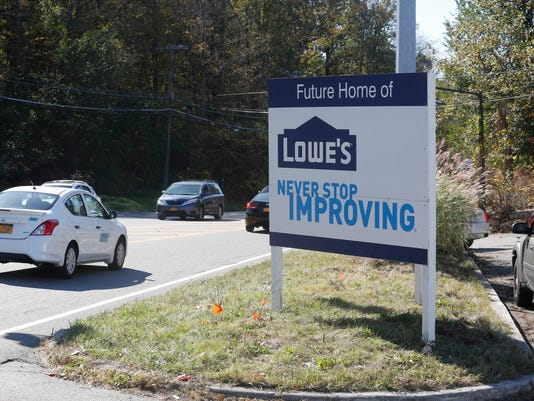 Lowe's development