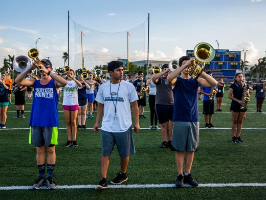 Naples students to march in Macy's Thanksgiving Parade
