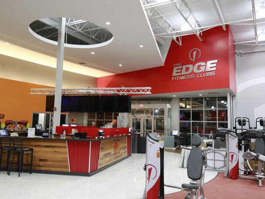 The EDGE Fitness Club in Washington Township, the first