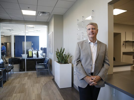 President and CEO of Mail-Meds Mark Theobald at Care