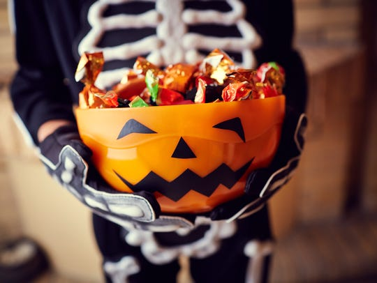 About 179 million Americans celebrate Halloween, according to CandyStore.com. Among those that celebrate, about 95 percent buy candy.