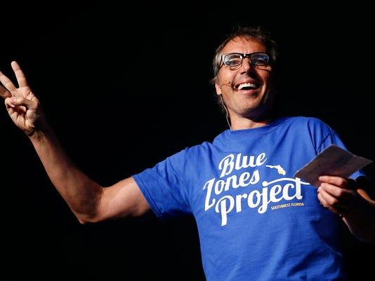#file Blue Zones Project founder Dan Buettner