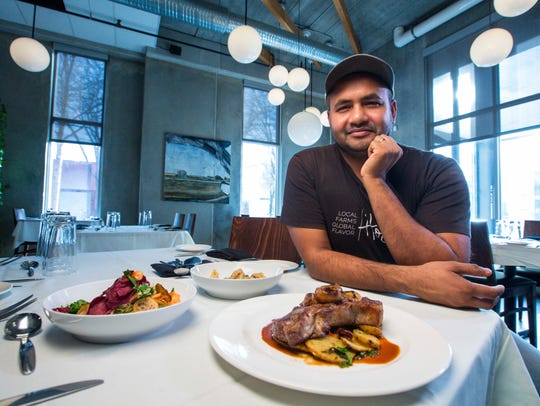 HoQ celebrates 6 years with a week-long menu of dishes made from locally sourced ingredients.