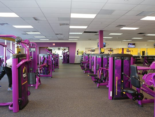 Planet Fitness, 1300 El Paseo Rd.