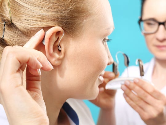 Hearing loss affect most of us as we age.
