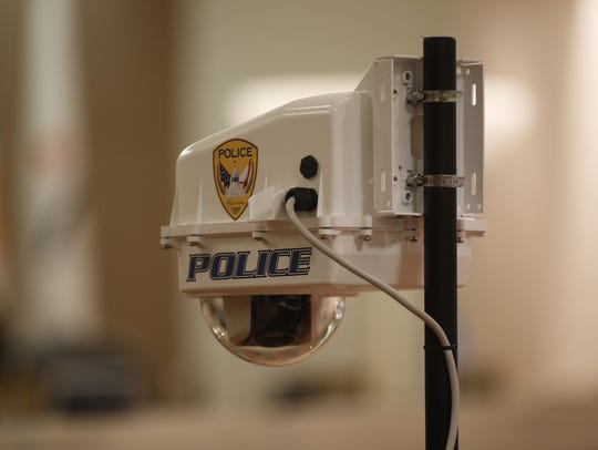 Tallahassee Police will be installing six surveillance