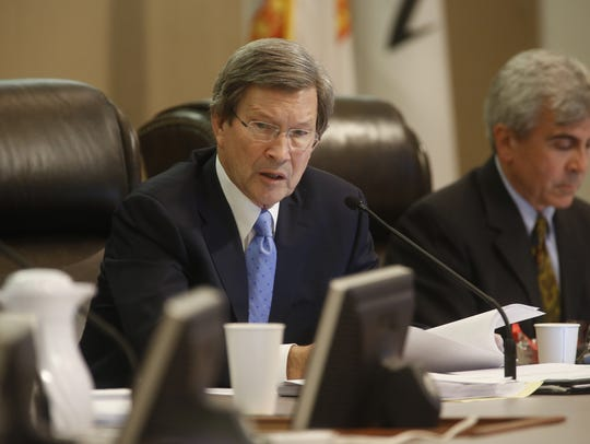 City Attorney Lew Shelley discusses process for hiring