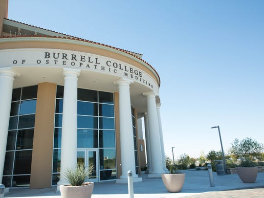 The Burrell College of Osteopathic School of Medicine at New Mexico State University.