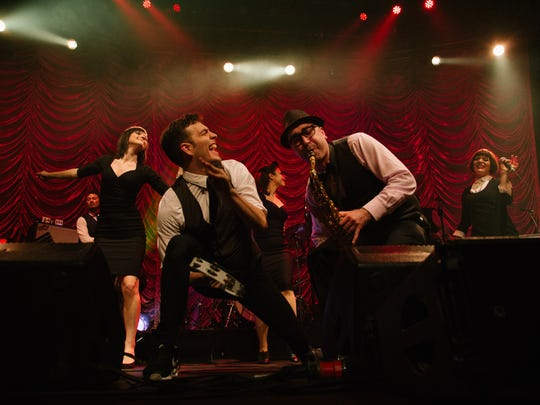 Postmodern Jukebox puts a new spin on hit songs on Feb. 28 at the Visalia Fox Theatre.
