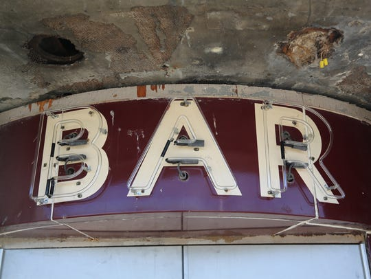 Vacant for 40 years, the iconic Willis Show Bar in
