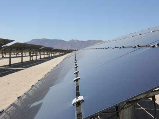 "Coachella Valley cities should adopt strict ""green"" power mandates, a Desert Sun readers writes."