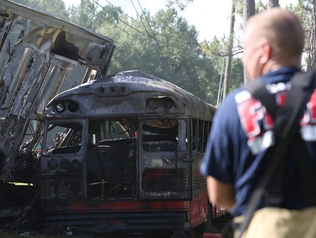 NTSB: Wakulla crash reveals issues in transport of farmworkers