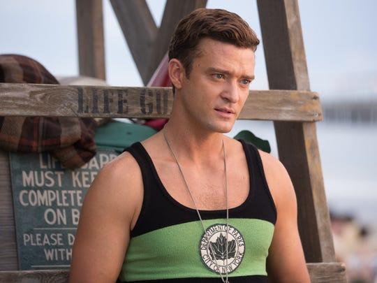 Justin Timberlake in Woody Allen's WONDER WHEEL, an
