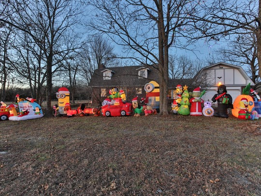 Gayil Calhoun,129 Century Farm Road, Rogersville;http://sgfnow.co/2g36I4q