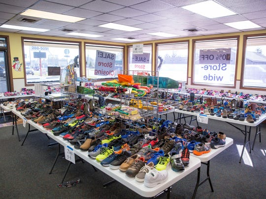 The final inventory of Brinkman's Children's Shoes
