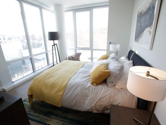The Continuum apartments in White Plains on Dec. 11,