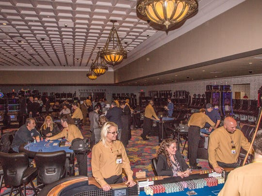 Ocean Downs Casino now offers table games including