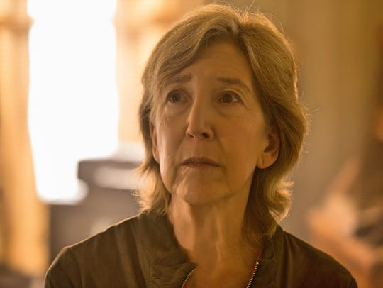 "Elise (Lin Shaye) is a parapsychologist in ""Insidious:"