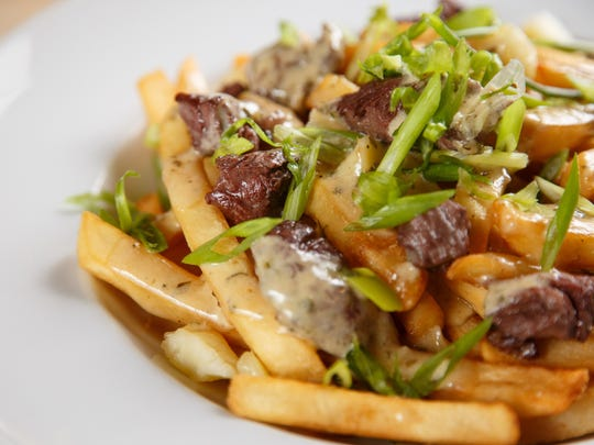 Steak de burgo poutine at Gastro Grub & Pub Thursday,