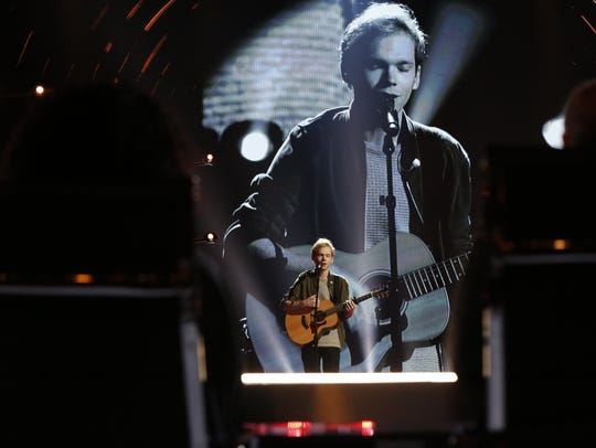 """Chase Goehring performs on season 12 of """"America's"""