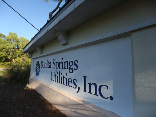 Bonita Springs Utilities sold 246 acres to the developer of Coconut Mall for $5 million.