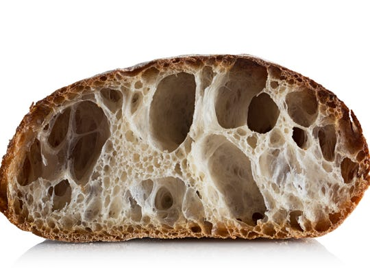 Lean bread is among the Modernist Bread creations