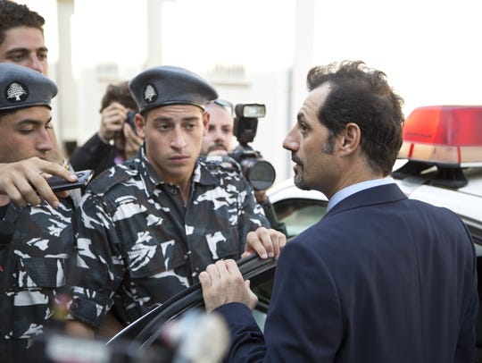 """Adel Karam stars in """"The Insult."""""""