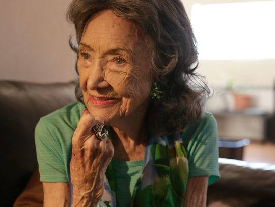 Tao Porchon-Lynch, who will turn 100 in a few months,