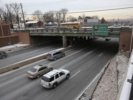 Bergen County bridges that have been inspected and said to be in need of repair.