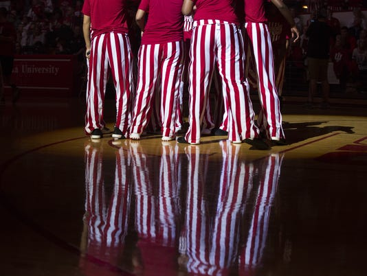 Indiana Basketball Hoosier Hysteria