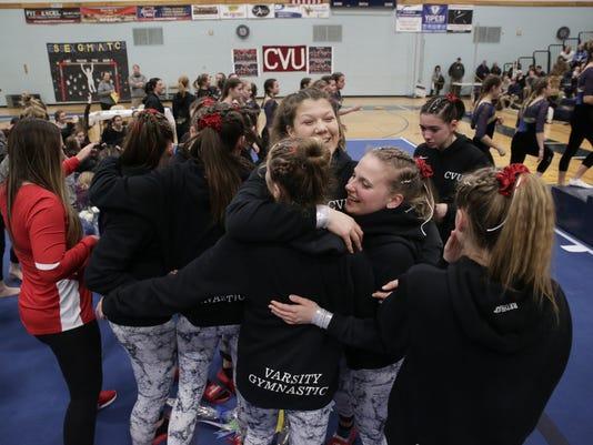 2018 gymnastics