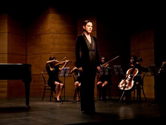 """Daniela Vega plays Marina in """"A Fantastic Woman."""""""