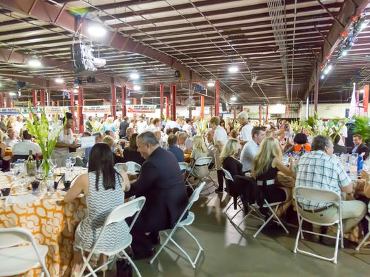 In past 15 years, the Sam Galloway Jr. & Friends Soup Kitchen Benefit has raised more than $5 million.