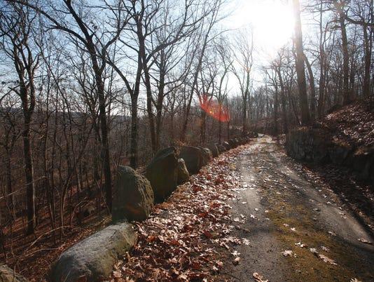 Rockefeller State Park Preserce