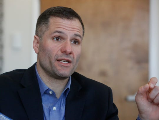 Dutchess County Executive Marc Molinaro is the favorite to win the GOP nod for governor in 2018.