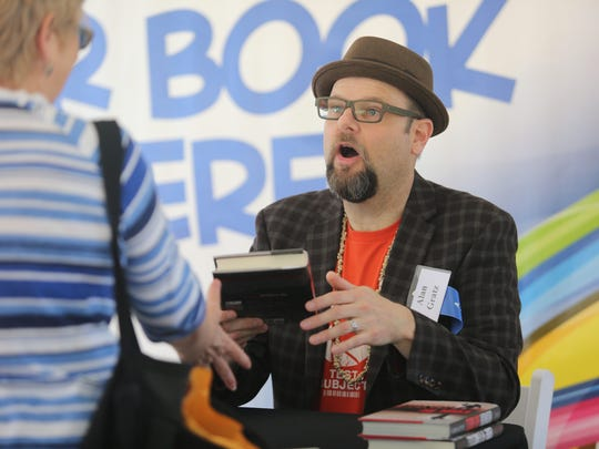 Fans get to meet some of their favorite authors every year at the Southwest Florida Reading Festival.